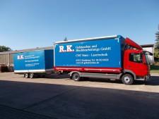 firmeneigener LKW