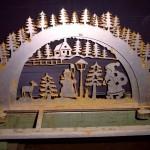 Weihnachtlicher Bogen