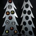 Weihnachtsbaum groß Kugeln