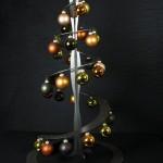 Weihnachtsbaum rund modern