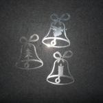 Aufhänger Glocken Edelstahl